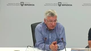 """LABURPENA /""""BIOLINAK AMNESIAREN KONTRA"""" IZENEKO TAUPADAK-EN KOOPERAZIO PROIEKTUAREN AURKEZPENA"""