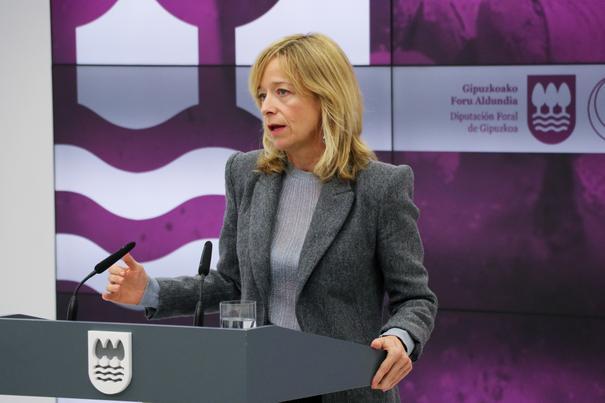 La Diputación Foral refuerza la convocatoria de subvenciones destinadas a asociaciones feministas