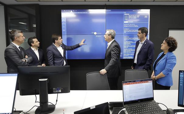 Industriaren zibersegurtasuna sustatzeko aliatu estrategiko bilakatzea helburu, abian da ZIUR zentroa