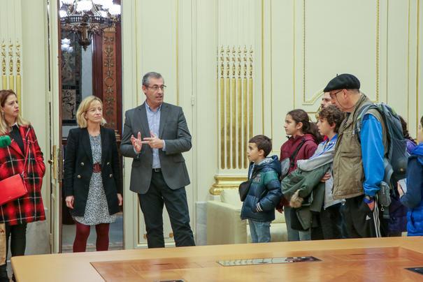 La Diputación despide el año con una nueva jornada de puertas abiertas