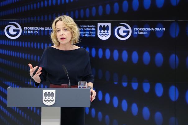 """Diputación ha remitido a los centros residenciales y de día de Gipuzkoa el protocolo a seguir para """"prevenir y actuar"""" ante el COVID-19"""