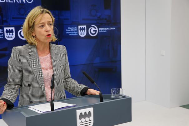 La Diputación pospone OPEs y actividades formativas y refuerza la limpieza y el teletrabajo